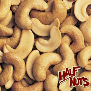 Half Nuts Photo